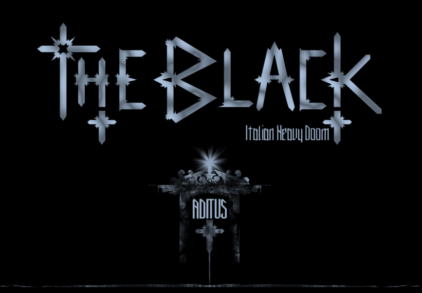 ..::THE BLACK::.. Italian Heavy Doom